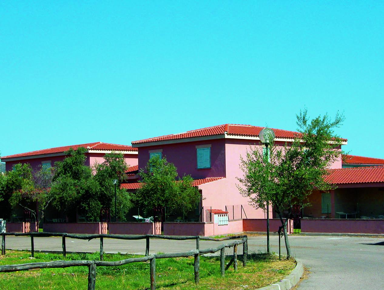 Residence li menduli san teodoro nexus hotels for Residence in sardegna