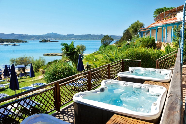 Park Hotel Resort Baia Sardinia Sardinien